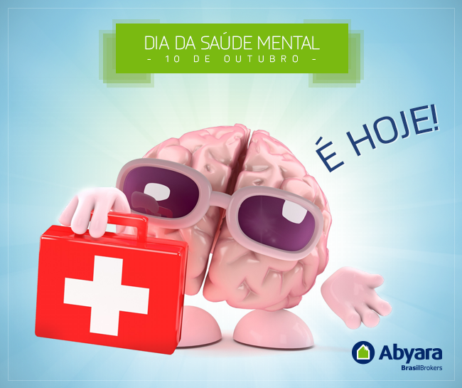 Post Facebook - Dia da Saúde Mental